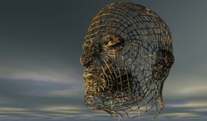head-made of wire