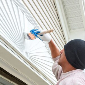 painting weatherboards